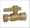 Aouth America,Latin America Popular Model Brass Water Valve