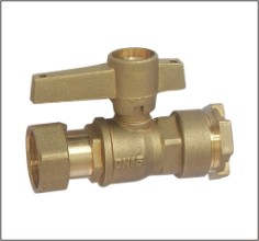 Brass Water Valve 600 WOG Ball Valve