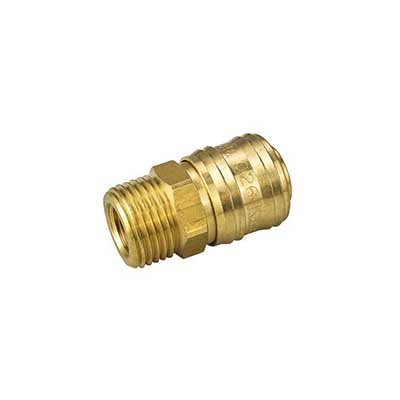Male Quick Coupler Pneumatic Connector